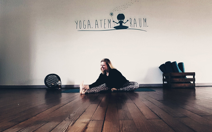 Yoga Atem Raum