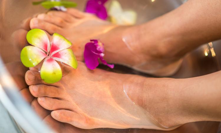 MS Massagestudio Fußmassage